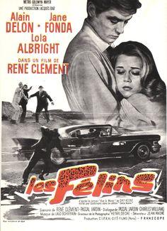 Les félins de René CLEMENT (DVD Filature)