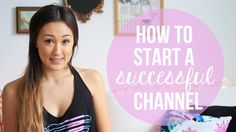 How To Improve/Start a Successful YouTube Channel | LaurDIY