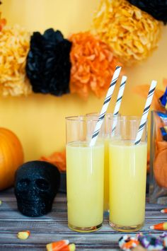 Halloween Candy Bash Drinks