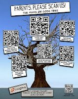 Using QR codes in the library - great ideas!