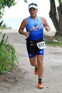 Hyland's Masters Athlete Michelle running