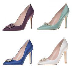 Sarah Jessica Parker lança coleção de sapatos para noivas! | Salve a noiva!