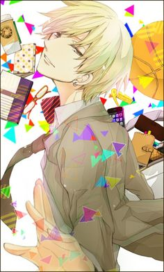 Kise Ryouta is so cute~