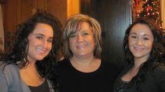 Jaycee, Debbie and Colbie - cousins