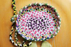 My friend Anna and I recently made a braided basket for a classroom art project at our daughters' school. We had all the students make ...