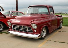 1955 Chevy Pickup | 1955 Second Series Chevy/GMC Pickup Truck