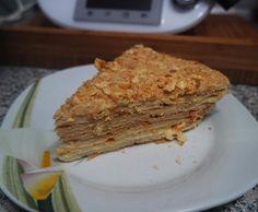 """Rezept Russische Torte """"Napoleon"""" von Thermimania - Rezept der Kategorie Backen süß"""
