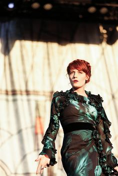 Florence + the Machine @Angela Latorre 2012 by Josette Chen, via Flickr