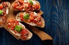 A light, tasty, and extremely easy appetizer for a hot summer party!