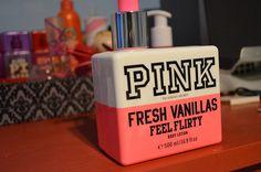 PINK, victoria secret, body lotion