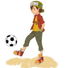 Takuya Digimon Frontier, Fanart, Digimon Adventure, My Childhood, Anime Art, Creatures, Superhero, Digital, Fictional Characters