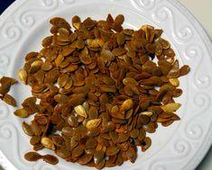 Toasted Pumpkin Seeds #Recipe #Paleo #grainfree #glutenfree