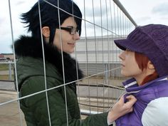 SaruMi cosplay by the-crimson-world.deviantart.com on @DeviantArt