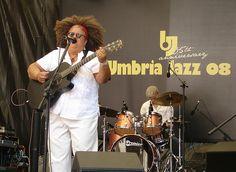 K.J. Denhert Band, Umbria Jazz 2008, via Flickr.