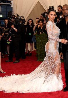 Kim Kardashian West in Roberto Cavalli