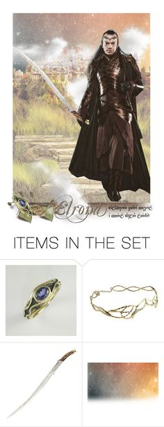 """""""Season 2 BftW Round 1 : Introduction"""" by deepwinter ❤ liked on Polyvore featuring art, lordoftherings, lotr, Thelordoftherings and elrond"""