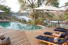 The Hide @ Hwang National Park, Zimbabwe, Southern Africa