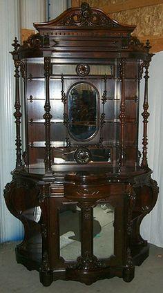 Baul arca en madera muebles para el hogar pinterest - Etagere vintage scandinave ...