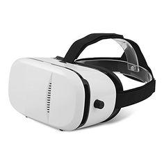 Excelvan A22 - Ajustable Gafas 3D Vr Box Realidad Virtual (Pantalla Virtual  320
