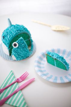 totoro week - how to make a totoro cake with coco cake land!
