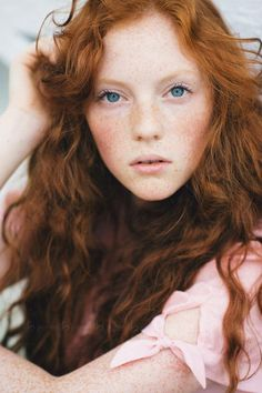 Redhair & freckles::