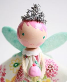 cupcake fairy   by be cheery (lollipop workshop)