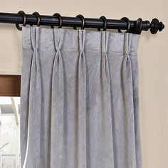 Decor window with a signature silver grey pleated blackout velvet curtain and gave a stylish appearance to your rooms. Buy now blackout velvet curtain. Curtains Kohls, Cool Curtains, How To Make Curtains, Window Curtains, Drapes And Blinds, Brown Curtains, Velvet Curtains, Outdoor Drapes, Contemporary Curtains