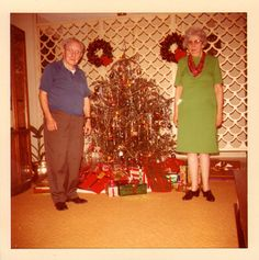 christmas_tree_1972 by it's better than bad, via Flickr