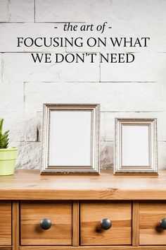 How decluttering can help you achieve a more mindful life with less focus on material things and more on what is meaningful.