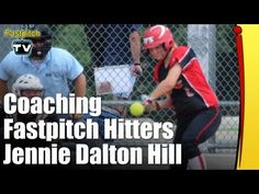 This week we start a new series of fastpitch softball  hitting clinics by Jennie Dalton Hill. This is part 1. See more videos at http://Fastpitch.tv