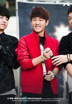 WIN : WHO IS NEXT ♡ Team B - Kim Dong Hyuk (김동혁), High Touch Event 1st Fan Meeting