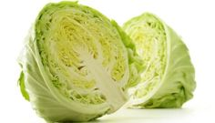 Cut Cabbage Into Thin, Fine Strings Like A Chef