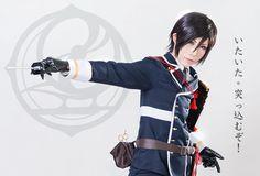 ZoreZ(Sinclair) Yagen Toushiro Cosplay Photo - Cure WorldCosplay