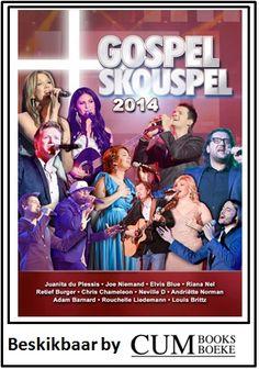 Gospel Skouspel 2014 beloof 'n toppunt te wees in 'n reeks van suksesvolle Gospel Skouspel vertonings oor die jare. (DVD)