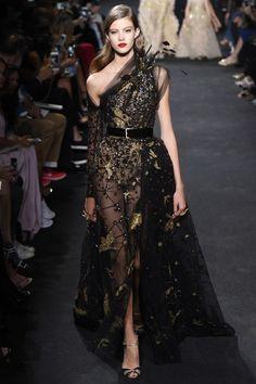 Desfile Elie Saab Couture17 e uma Nova York glamourosa! - Fashionismo