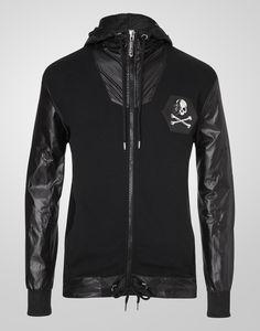 "jogging jacket ""cool"" - Clothing - Men | Philipp Plein"