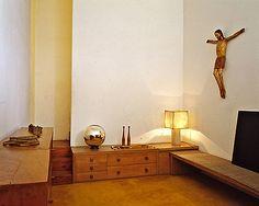 cuarto del cristo, Casa Luis Barragan