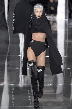 Fenty Puma by Rihanna RTW Fall 2016