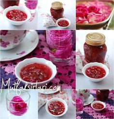 Jam Recipes, Pistachio, Beautiful Cakes, Bon Appetit, Sweets, Homemade, Fruit, Vegetables, Cooking