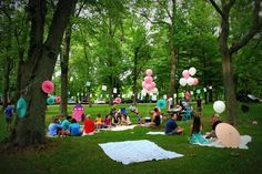 Hostess with the Mostess® - Picnic Party