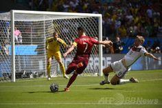 サッカーW杯ブラジル大会(2014 ...