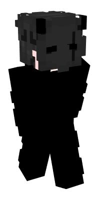 Check out our list of the best Black Minecraft skins. Minecraft Skins Cute, Minecraft Skins Aesthetic, Cool Minecraft Houses, Minecraft Art, Minecraft Designs, Minecraft Buildings, Minecraft Stuff, Minecraft Ideas, Creepy Skin