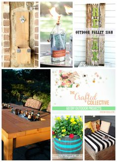 60 DIY Outdoor Projects