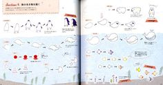 Kawaii Easy BallPoint Pens Illustrations 636 by pomadour24