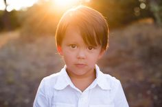 """Tips on Capturing Great """"No Smile"""" Photos"""