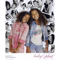Baby Phat Girlz Ad Campaign Spring/Summer 2010 - MyFDB ❤ liked on Polyvore featuring ad campaign