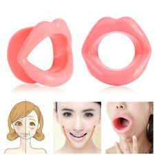 Face Slimmer Anti-Wrinkle Anti-Aging Muscle Oral Exercise Lip Trainer Silicone B Lip Wrinkles, Tools For Women, Hooded Eye Makeup, Makeup Eyes, Makeup Kit, Beauty Makeup, Face Exercises, Best Skincare Products, Makeup Products