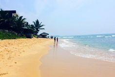 Exploring Hikkaduwa in Southern Sri Lanka. #VisitSriLanka