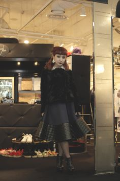 [Party Style] Manaha | NYLON Blogger, The Antoinettes | ラフォーレ原宿 (Tokyo)