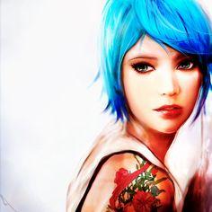 Chloe Price by Kunoichi1111 on DeviantArt